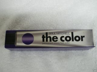 NEW PAUL MITCHELL THE COLOR HAIR COLOR 3oz~$12.94~U PICK~WORLD WIDE