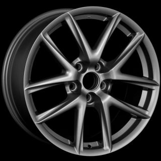 19 LFA STYLE STAGGERED WHEELS 5X114.3 RIM FITS LEXUS GS300/350/400