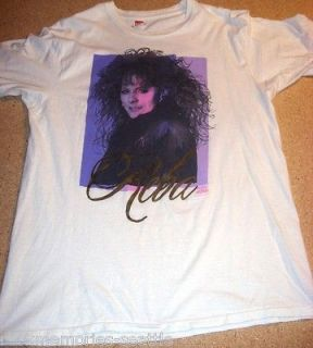 REBA McENTIRE  Lot 1991 Concert Tour Shirt + 1992 Book Queen of
