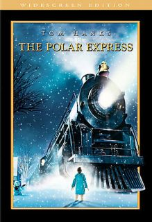 the polar express dvd 2005 widescreen  6