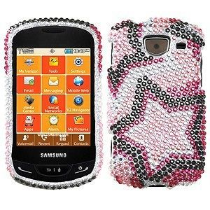 Newly listed TWIN STARS Bling Phone Snap On Cover Case for Samsung
