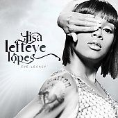 Eye Legacy CD DVD by Lisa Left Eye Lopez CD, Jan 2009, Mass Appeal