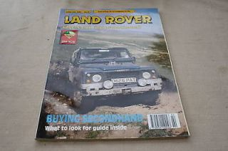LAND ROVER OWNER Magazine 2/93 Feat: Santana, 110