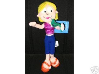 disney exclusive lizzie mcguire plush doll  14