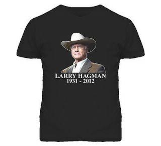 larry hagman tribute dallas tv show jr ewing t shirt