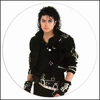 michael jackson bad vinyl lp picture disc 25th anniversary returns