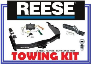 HITCH + WIRING + MOUNT + BALL 2011 LINCOLN MKX 2011 FORD EDGE #44658
