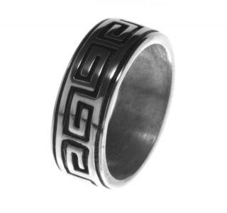 Alpaca Silver Ring R4 Love Friendship Devotion Eternal Life Size 10