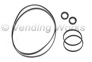 mei mars ae vn 2000 rebuild belt kit 6pc time