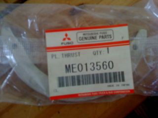 mitsubishi fuso me013560 thrust plate caterpillar  11