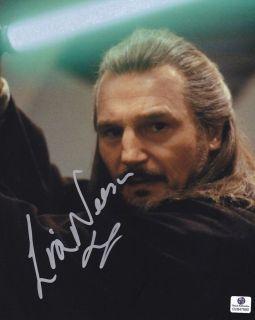 Liam Neeson 8 x 10 Autograph Reprint Star Wars Darkman Schindler