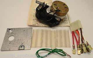 New Mallory, Gibson Refrigerator Defrost Timer 34896, 109430 With Free