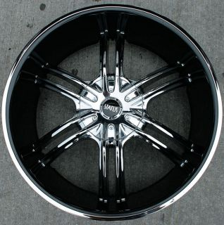 status quo 22 chrome rims wheels gmc acadia time left