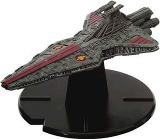 Star Wars Starship Battles 06 Venator Class Star Destroyer U