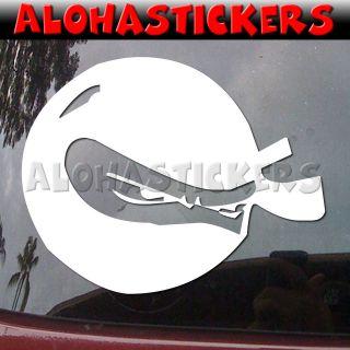 BUBBLE HEAD Car Truck Laptop Moped Vinyl Decal Window Sticker D55