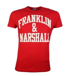 franklin marshall t shirt red more options size from united
