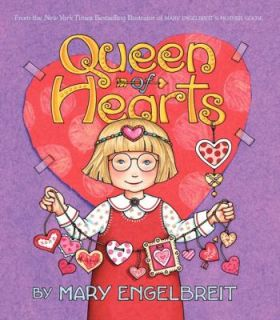 Queen of Hearts by Mary Engelbreit 2008, Paperback