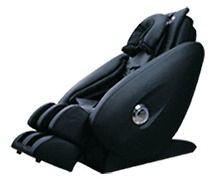 Newly listed Fujita SMK9100 Massage Chair Leatherett Recliner   Black