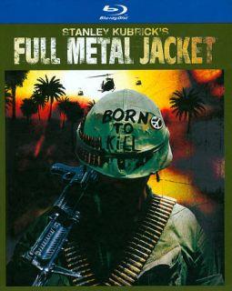 Full Metal Jacket Blu ray Disc, 2012, 2 Disc Set, 25th Anniversary