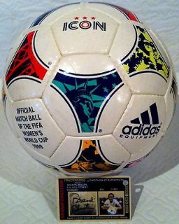 Adidas ICON FIFA WOMENS World Cup 99 OMB Soccer Match Ball Football