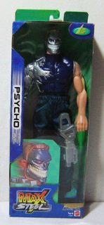 MAX STEEL 2002 PSYCHO OPEAN EXCLUSIVE VERSION MOSC AWESOME