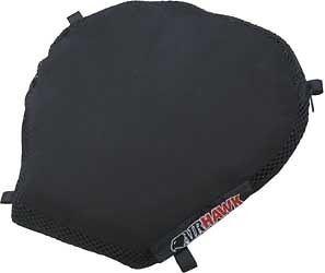 new airhawk motorcycle seat cushion pad medium cruiser fits standard