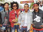 Behavior Diggy Simmons China McClain Willow Jaden Smith Key Chain