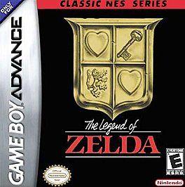 of Zelda Classic NES Series Nintendo Game Boy Advance, 2004