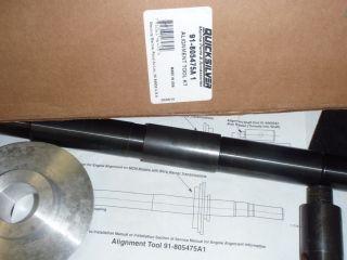 91 805475a1 mercruiser alignment tool new  109