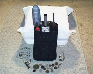 newly listed metal detector loot bag  10