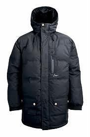 nike c l down black mens winter jacket new