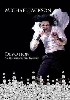 Michael Jackson Devotion   An Unauthorized Tribute DVD, 2009