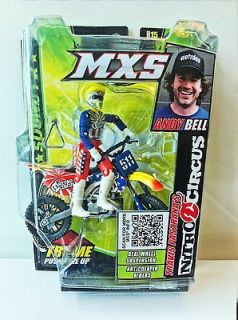 andy bell mxs series 15 dirt bike toys time left