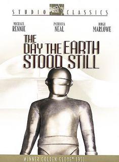 The Day the Earth Stood Still DVD, 2003, Fox Studio Classics