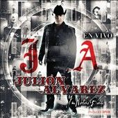 En Vivo CD DVD CD DVD by Julion Alvarez CD, Aug 2012, 2 Discs, Disa