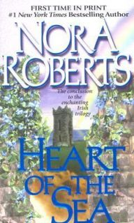 Heart of the Sea Vol. 3 by Nora Roberts 2000, Paperback, Reissue