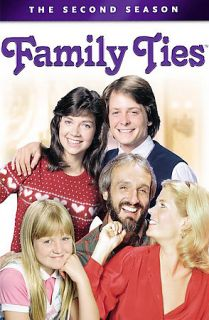 Family Ties   The Complete Second Season DVD, 2007, 4 Disc Set