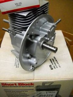 briggs stratton short block bran new no 398226 vb26 returns