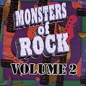 Monsters of Rock, Vol. 2 Razor Tie CD, Feb 2000, Razor Tie
