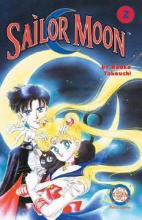Sailor Moon Vol. 2 by Naoko Takeuchi 1998, Paperback, Revised