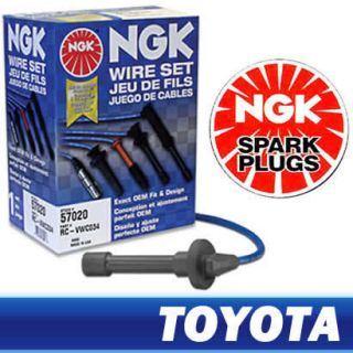 toyo 5sfe spark plug wires ignition leads exact fit expedited