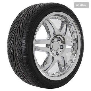 18 inch Mercedes Benz C CL CLK E S SL chrome AMG wheels rims and