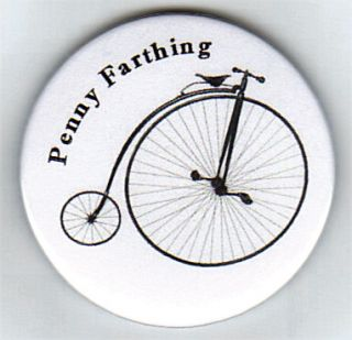 penny farthing fridge magnet or keyring brand new from united