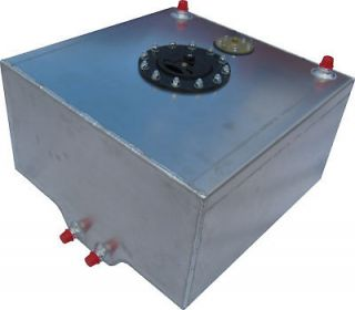 10 Gallon RCI Fuel Cell Gas Tank Aluminum Heavy Duty Street Racing