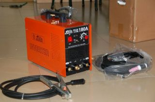 tig180a inverter tig mma 2 in1 function welder portable from