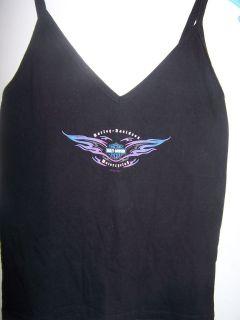 harley davidson black shirt size m