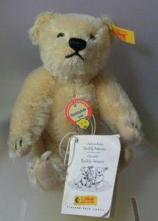 STEIFF COLLECTION MILLENIUM DECADE TEDDY BEAR  YELLOW EAR TAG 029042