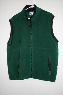 men s rocky mountain sportswear fleece vest size xl