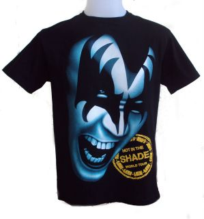 in the Shade World Tour T Shirt  Brand New RRP £19.99  Free Patch