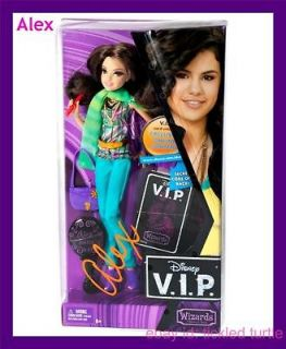 NEW RELEASE 2012 DISNEY TWEEN V.I.P. WIZARDS WAVERLY TV SHOW ALEX